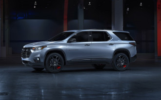 Compromise king: 2018 Chevrolet Traverse RS priced from $42,995
