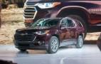 2018 Chevrolet Traverse debuts at 2017 Detroit auto show