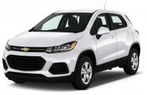2018 Chevrolet Trax FWD 4-door LS Angular Front Exterior View