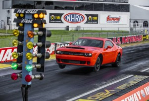 2018 Dodge Demon first drive review: Hellcat for real sinners