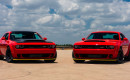 A pair of Dodge Demons are being auctioned off in Monterey