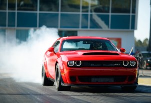 2018 Dodge Challenger SRT Demon deep dive: a study in obsession and insanity