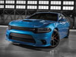 2018 Dodge Charger in B5 Blue