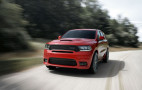 Pretend your 2018 Dodge Durango is fast with the SRT-inspired Rallye Appearance package
