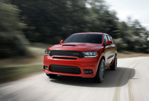 2018 Dodge Durango GT Rallye Appearance package
