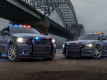 2018 Dodge Durango Pursuit and Charger Pursuit police cars