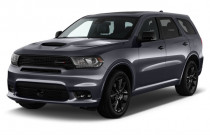 2018 Dodge Durango R/T RWD Angular Front Exterior View