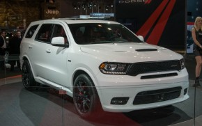 2018 Dodge Durango SRT, 2017 Chicago auto show