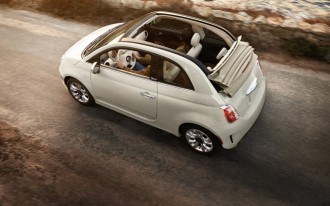 More turbo, more money: 2018 Fiat 500 price hiked to $16,245
