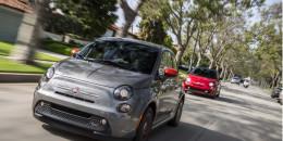 2018 Fiat 500e preview