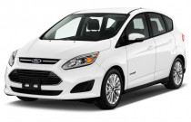 2018 Ford C-Max Hybrid SE FWD Angular Front Exterior View