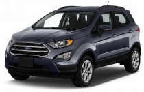 2018 Ford Ecosport SE FWD Angular Front Exterior View