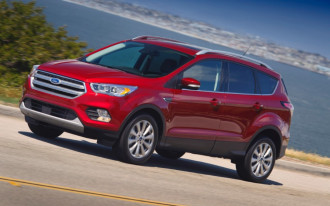 Ford looks to streamline crossover, sedan lineups