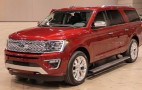 2018 Ford Expedition goes aluminum