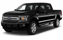 2018 Ford F-150 XLT 4WD SuperCrew 5.5' Box Angular Front Exterior View