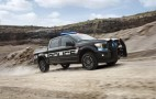Ford F-150 Police Responder adds pursuit rating to a pickup