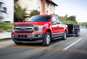 As expected, 2018 Ford F-150 gets V-6 diesel engine option
