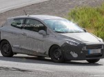 2018 Ford Fiesta 3-door spy shots - Image via S. Baldauf/SB-Medien