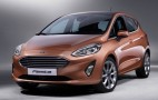 2018 Ford Fiesta minicar unveiled in Europe; U.S. plans unclear