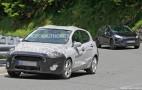 2018 Ford Fiesta 5-Door spy shots