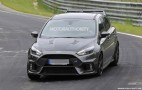 More details on the Ford Focus RS500
