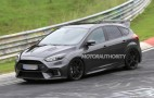 2018 Ford Focus RS500 spy shots