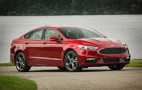 Report: Ford to end North American production of Fusion