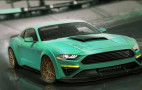 Wide-body Roush among 7 custom Mustangs headed to SEMA