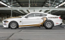 2018 Ford Mustang Cobra Jet drag race car
