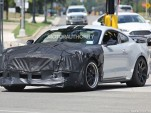 2019 Ford Mustang Shelby GT500 spy shots - Image via S. Baldauf/SB-Medien