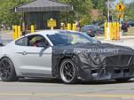 2019 Ford Mustang Shelby GT500 spy shots - Image via S. Baldauf/SB-Medien
