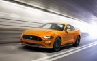 2018 Ford Mustang gas mileage revealed