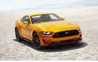 2018 Ford Mustang preview