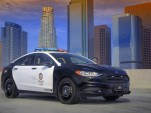 Ford hybrid police cars are pursuit-rated, ready for NYPD action