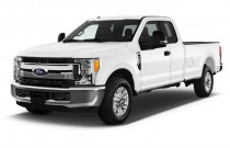 2018 Ford Super Duty F-250 XLT 2WD SuperCab 6.75' Box Angular Front Exterior View