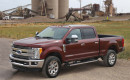 New 2018 Ford Super Duty pickup claims top torque, power figures–for now