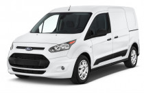 2018 Ford Transit Connect Van XLT SWB w/Rear Liftgate Angular Front Exterior View