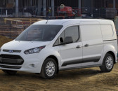 2018 Ford Transit Connect - commercial van version