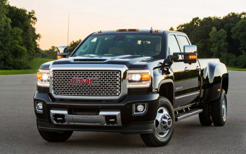 2018 GMC Sierra 2500 HD