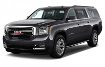 2018 GMC Yukon XL 2WD 4-door SLT Angular Front Exterior View