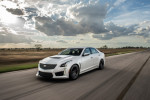 Hennessey's 1,000-horsepower Cadillac CTS-V hits the track and dyno