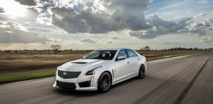 2018 Hennessey HPE1000 Cadillac CTS-V