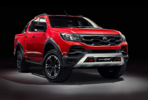 2018 Holden Colorado SportsCat by HSV