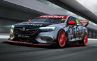 Holden Commodore racer for Australia Supercars revealed--and it has a V-8