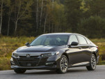 2018 Honda Accord Hybrid rated by EPA at 47 mpg combined