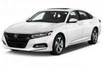 2018 Honda Accord Sedan EX CVT Angular Front Exterior View