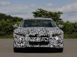 2018 Honda Accord sedan prototype, Honda Tochigi R&D Center, Japan, June 2017