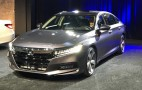 Smart money is still in sedans: 2018 Honda Accord revealed