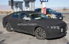 2018 Honda Accord spy shots