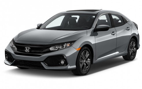 2018 honda civic hatchback vs chevrolet cruze volkswagen for Honda fit vs civic